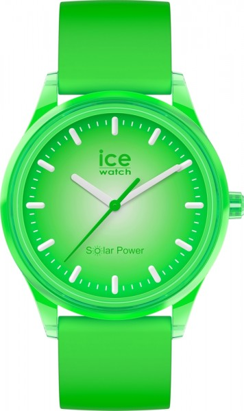 ICE solar power - grass