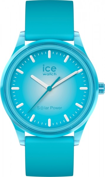 ICE solar power - Blue planet