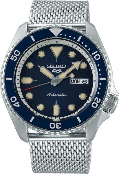 Seiko Herrenuhr 5 Sports