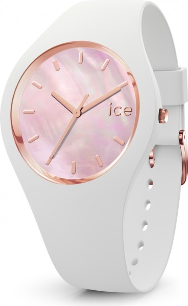 ICE pearl - White pink