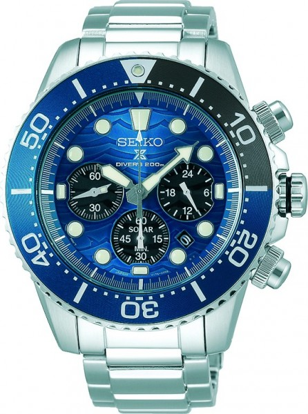Seiko Prospex SEA Save the Ocean